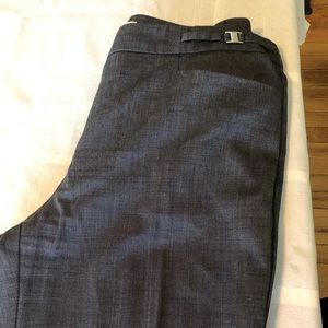 NY &Co Stretch mid rise boot cut pants. Size 8